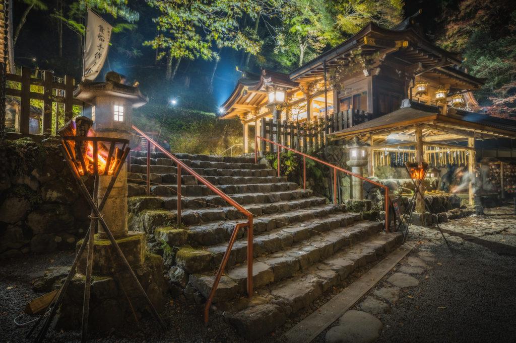 ADS8436-1024x682 京の奥座敷 紅葉ライトアップの貴船神社へ訪れました!