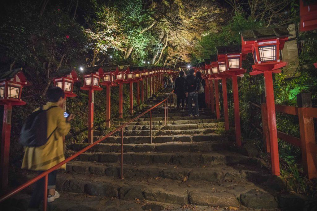 ADS8469-1024x683 京の奥座敷 紅葉ライトアップの貴船神社へ訪れました!