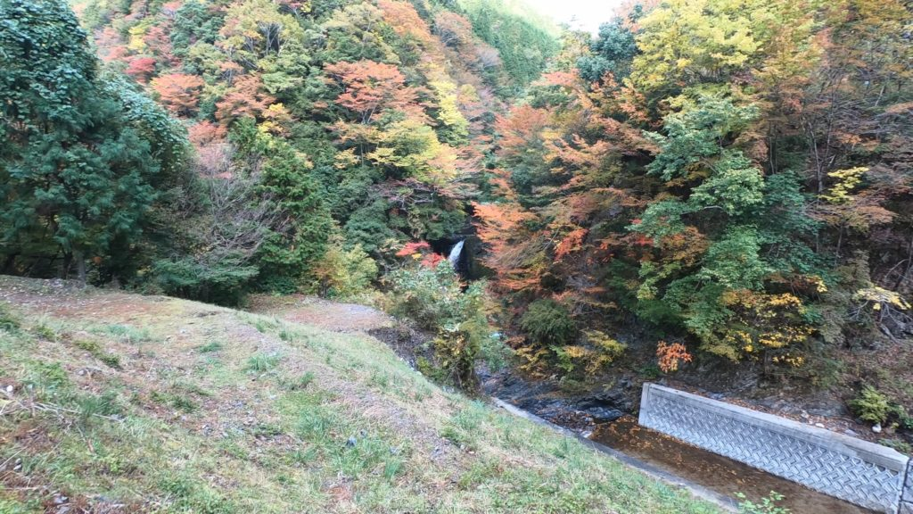 GH011837-1024x576 秋におすすめ!紅葉の高野大滝と龍神スカイラインへバイクツーリング旅!