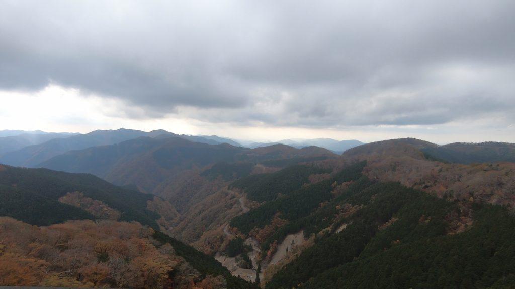 GH011875-1024x576 秋におすすめ!紅葉の高野大滝と龍神スカイラインへバイクツーリング旅!