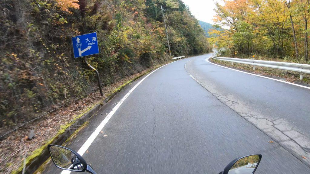 GX011834-1024x576 秋におすすめ!紅葉の高野大滝と龍神スカイラインへバイクツーリング旅!