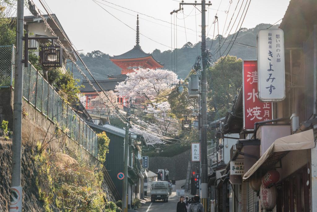 DSC_4648-1024x684 京都 - 清水寺 ( 京都 春 桜 写真スポット)