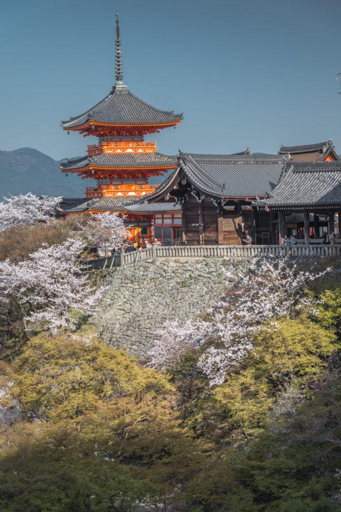 DSC_4715-683x1024 京都 - 清水寺 ( 京都 春 桜 写真スポット)