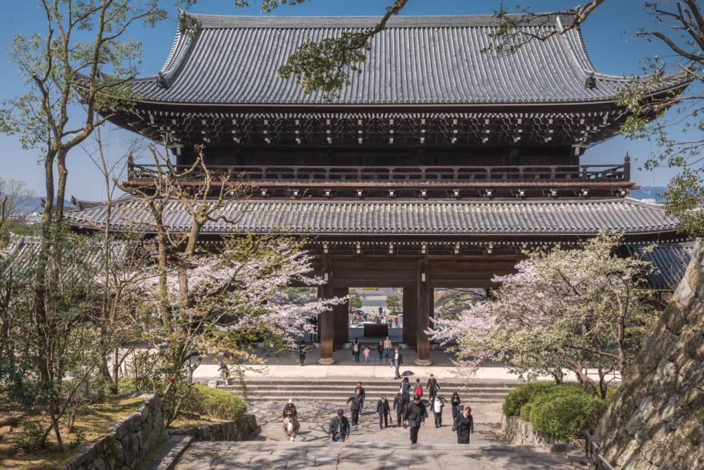 DSC_4889-1024x684 京都 - 知恩院 ( 京都 春 桜 写真スポット)