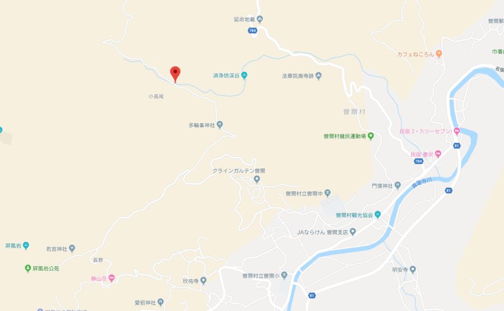 167c9459dbb613d9572b32b3ddfbb3dd-1024x633 奈良県 済浄坊の滝 ( 奈良 夏 新緑  写真スポット)