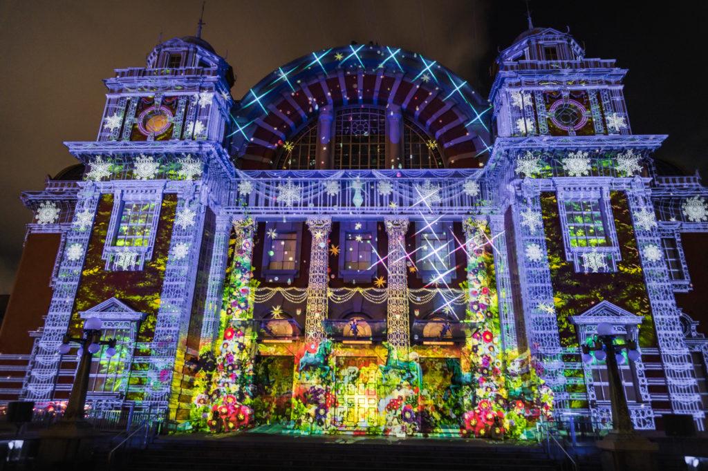 ADS9870-1024x682 大阪  中之島公園( 大阪の夜景・イルミネーションの撮影におすすめ!撮影した写真の紹介、アクセス・光の饗宴情報など!)