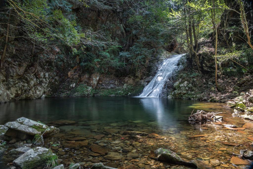 DSC03294-1024x682 奈良県 済浄坊の滝 ( 奈良 夏 新緑  写真スポット)