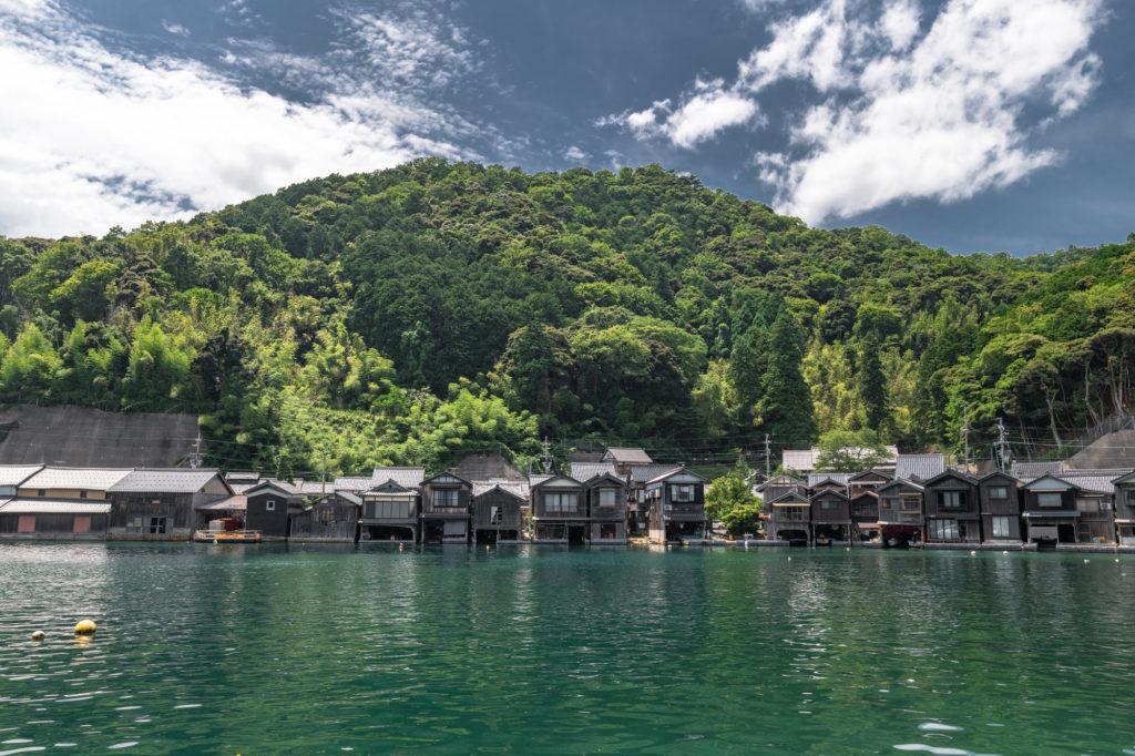 DSC2977-1024x682 京都  伊根の舟屋 ( 京都の夏におすすめの海が見える絶景写真スポット・アクセス情報や撮影ポイントなど!)