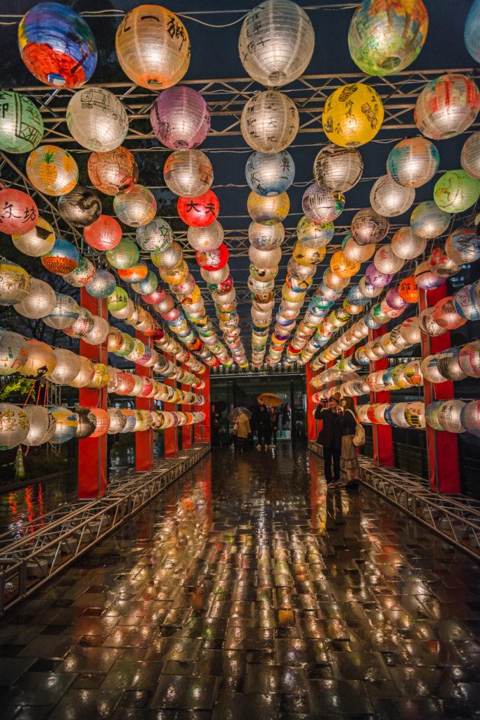 DSC_0847-683x1024 大阪  中之島公園( 大阪の夜景・イルミネーションの撮影におすすめ!撮影した写真の紹介、アクセス・光の饗宴情報など!)