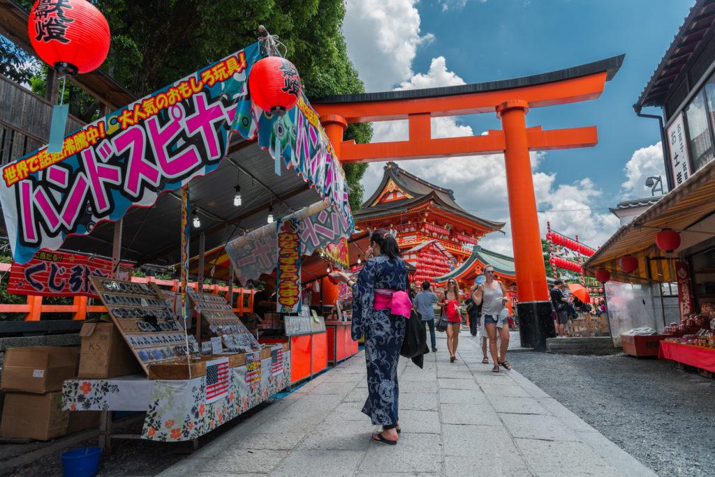 DSC_2842-1024x684 京都  伏見稲荷大社(京都の夏、新緑の時期におすすめスポット!写真の紹介やアクセス情報やなど)
