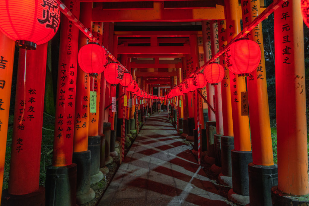 DSC_3108-1024x684 京都  伏見稲荷大社(京都の夏、新緑の時期におすすめスポット!写真の紹介やアクセス情報やなど)