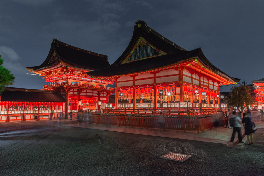 DSC_3169-1024x684 京都  伏見稲荷大社(京都の夏、新緑の時期におすすめスポット!写真の紹介やアクセス情報やなど)