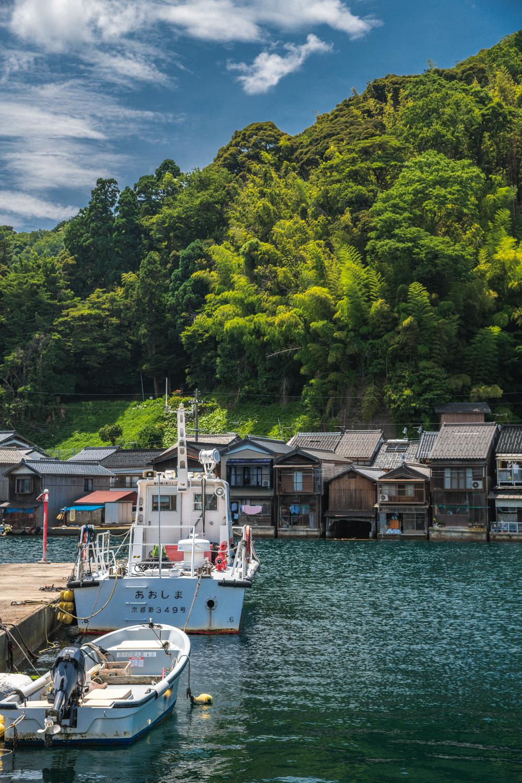 NIKON-CORPORATION_NIKON-D850_1892468786-1892575412_16171 京都  伊根の舟屋 ( 丹後半島おすすめの海に町が浮かぶように見える絶景写真スポット・アクセス情報や駐車場など!)