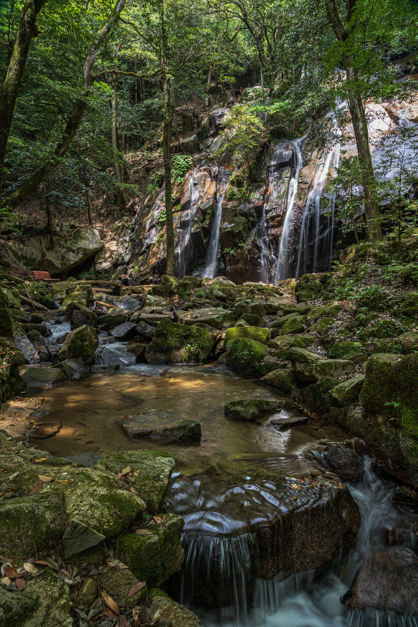 DSC04621-Edit-1 京都 金引の滝(日本の滝百選に選定された秘境の滝スポット!写真の紹介、アクセス情報など)