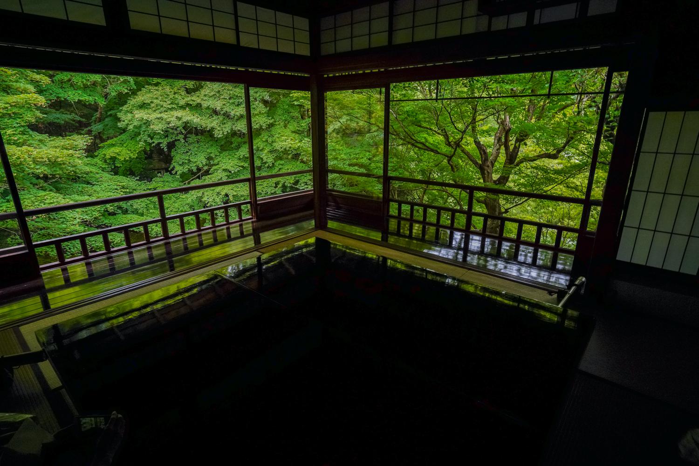 DSC04991 京都  瑠璃光院 ( 京都の夏、新緑のおすすめ写真スポット・アクセス情報や撮影ポイントなど!)