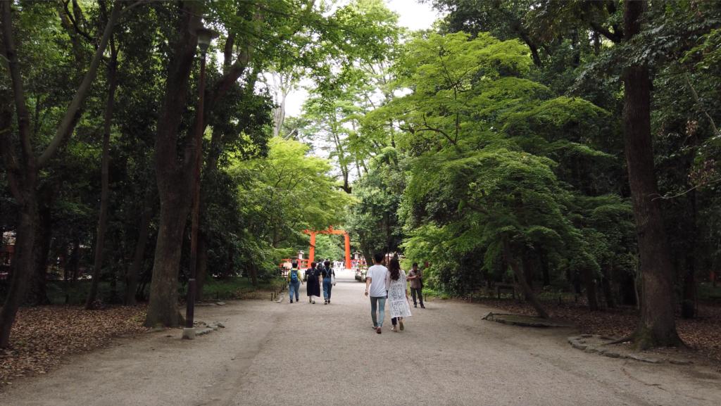 e873f48f00fe95c4cc2ed04152a8b170-1024x577 京都  下鴨神社(京都の夏、新緑のおすすめ写真スポット!撮影した写真の紹介、アクセス情報や撮影ポイントなど!)