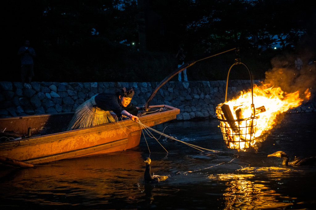 DSC08057-1024x683 京都  宇治川の鵜飼(京都の夏の風物詩、夏のおすすめ写真スポット!撮影した写真の紹介、アクセス・イベント情報や撮影ポイントなど!)