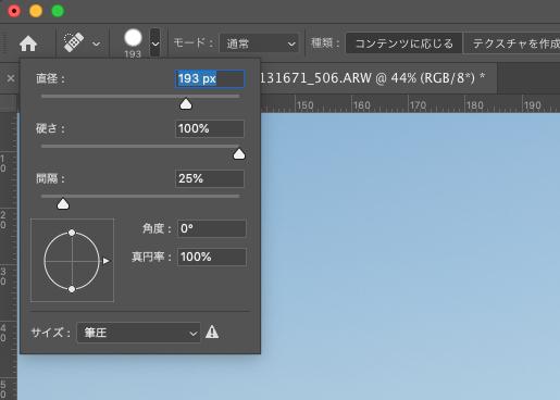 a1cbfc694ec7d3f40e6507dca4e29d61 PhotoshopやLightroomを使って、写真に映り込むレンズやセンサーのゴミ、埃の黒点を簡単に除去する方法を解説!