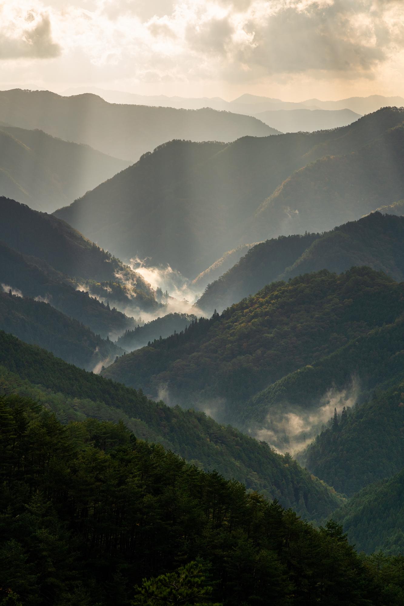NIKON-CORPORATION_NIKON-D850_2739203634-2739302350_20684 奈良県  野迫川村雲海スポット(雲海や朝日の光芒が見れる秋におすすめの絶景スポット! 撮影した写真の紹介、アクセス情報など)