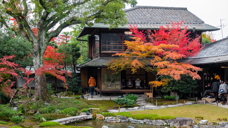 DSC00764 京都  無鄰菴  Kyoto Murinan( 2019年 京都の秋、紅葉の庭園が美しいおすすめの写真スポット・アクセス情報や交通手段など!)