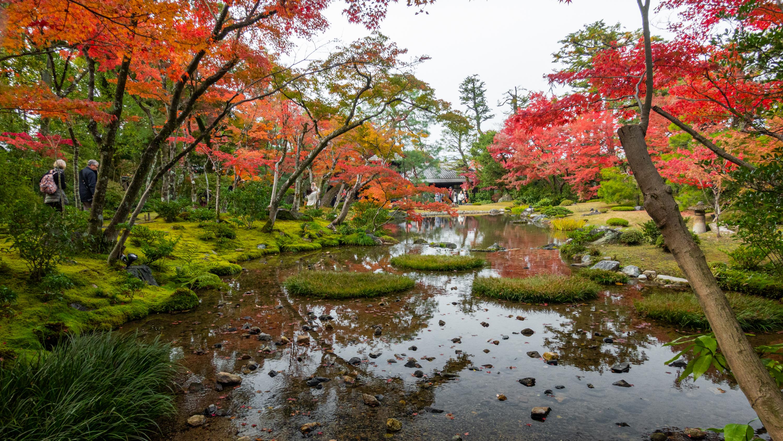 DSC00784 京都  無鄰菴  Kyoto Murinan( 2019年 京都の秋、紅葉の庭園が美しいおすすめの写真スポット・アクセス情報や交通手段など!)