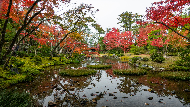 DSC00789 京都  無鄰菴  Kyoto Murinan( 2019年 京都の秋、紅葉の庭園が美しいおすすめの写真スポット・アクセス情報や交通手段など!)