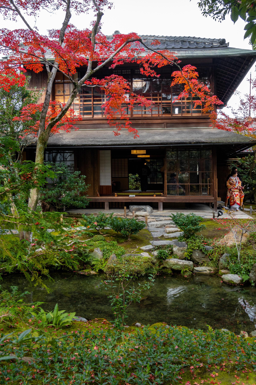 DSC00799 京都  無鄰菴  Kyoto Murinan( 2019年 京都の秋、紅葉の庭園が美しいおすすめの写真スポット・アクセス情報や交通手段など!)