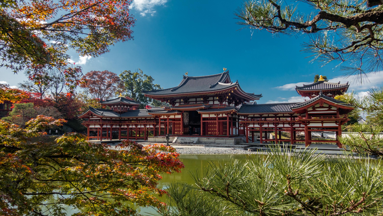 DSC01355 京都  平等院( 紅葉の庭園が美しい秋におすすめの写真スポット!撮影した写真の紹介、アクセス情報や交通手段など)