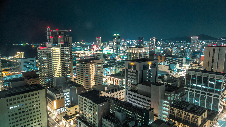 DSC01757 兵庫  神戸市役所24階展望台 (神戸の街やルミナリエを一望できる夜景にもおすすめの写真スポット!アクセス情報や交通手段などまとめ!)