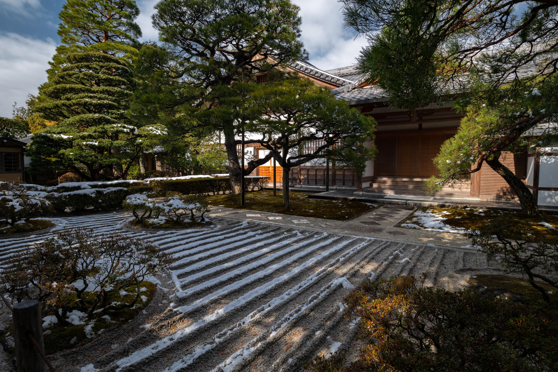 NIKON-CORPORATION_NIKON-D850_1540379698-1540490962_13665 京都  銀閣寺( 京都の冬 雪景色の庭園が美しいおすすめの写真撮影スポット!撮影した写真の紹介、アクセス情報や交通手段など!)