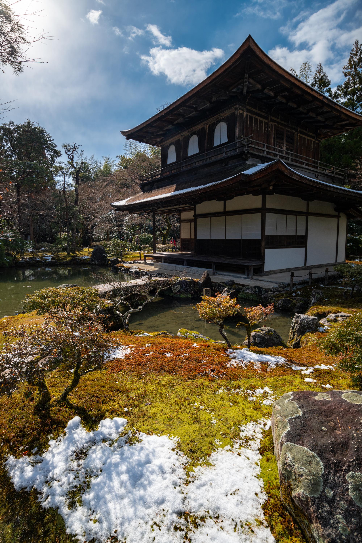 NIKON-CORPORATION_NIKON-D850_1541682162-1541792879_13677 京都  銀閣寺( 京都の冬 雪景色の庭園が美しいおすすめの写真撮影スポット!撮影した写真の紹介、アクセス情報や交通手段など!)