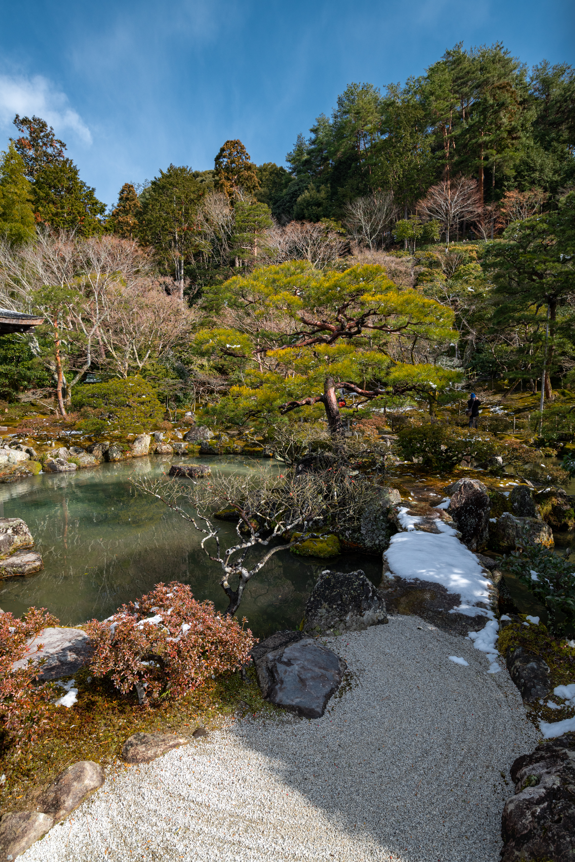NIKON-CORPORATION_NIKON-D850_1894543026-1894655198_16190 京都  銀閣寺( 京都の冬 雪景色の庭園が美しいおすすめの写真撮影スポット!撮影した写真の紹介、アクセス情報や交通手段など!)
