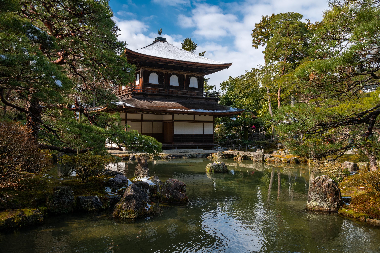 NIKON-CORPORATION_NIKON-D850_1898319154-1898428551_16224 京都  銀閣寺( 京都の冬 雪景色の庭園が美しいおすすめの写真撮影スポット!撮影した写真の紹介、アクセス情報や交通手段など!)