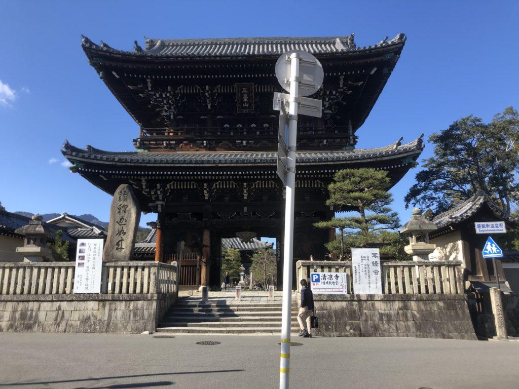 c257a383d5cecf2e39b6a6edc06064e1-1024x768 京都府 清凉寺(多宝塔と河津桜の美しい景色! 京都の春におすすめ桜写真スポット!撮影した写真の紹介、 アクセス方法や駐車場、桜の開花状況など)
