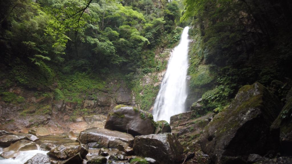 e7008054629a077a44a1c3a91353a7fe-1024x575 奈良県 笹の滝 (十津川村の奥にある秘境の滝! 奈良の夏におすすめ写真撮影スポット! 撮影した写真の紹介、アクセス情報など)