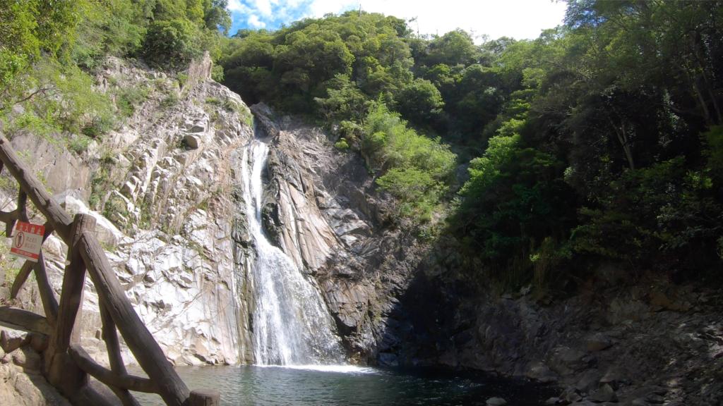 54c2d63280060f1735bc3ba6b2515e4c-1024x576 兵庫県 布引の滝(新神戸駅から手軽にアクセスできる日本の滝百選の滝スポット! 撮影した写真の紹介、滝までのアクセス情報など)