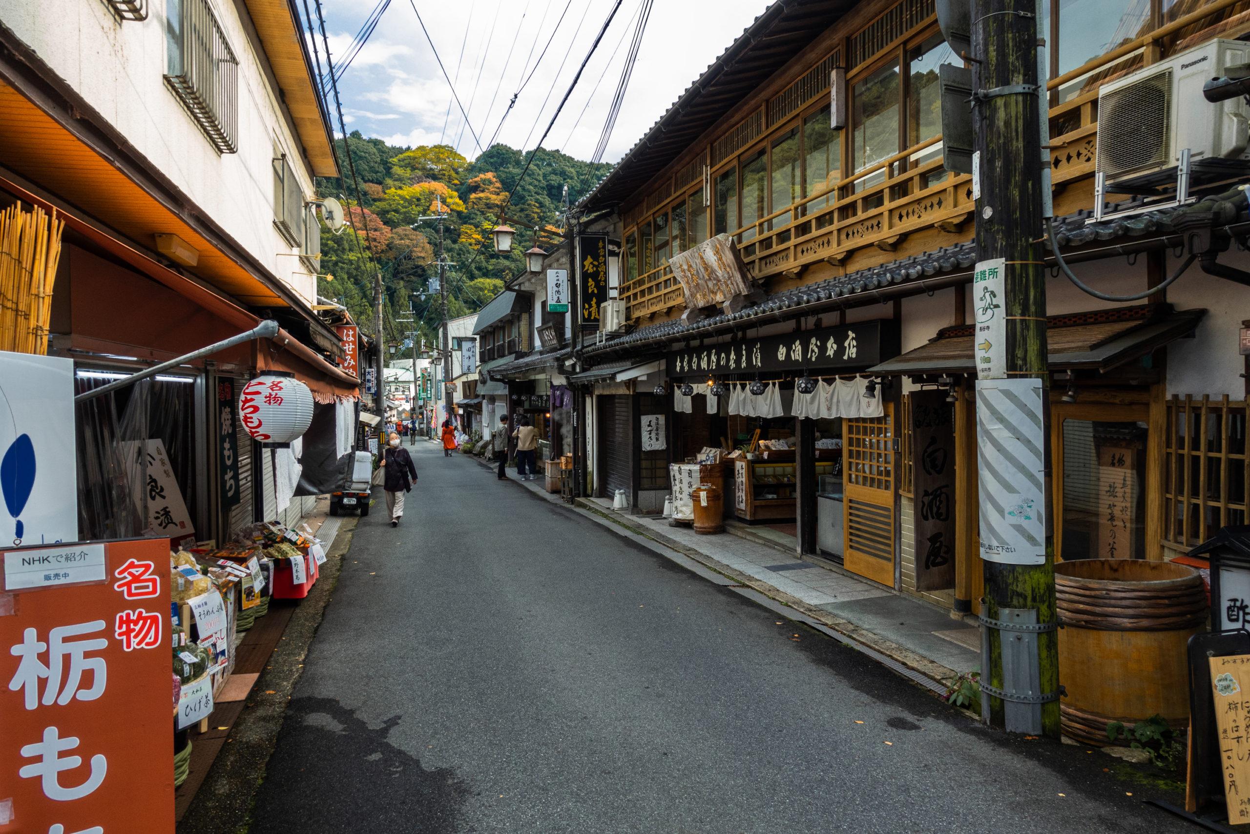 DSC00428-scaled 奈良県  長谷寺(風情を感じる五重塔と紅葉景色が美しい秋のおすすめスポット! 撮影した写真の紹介、アクセス情報や駐車場情報など)